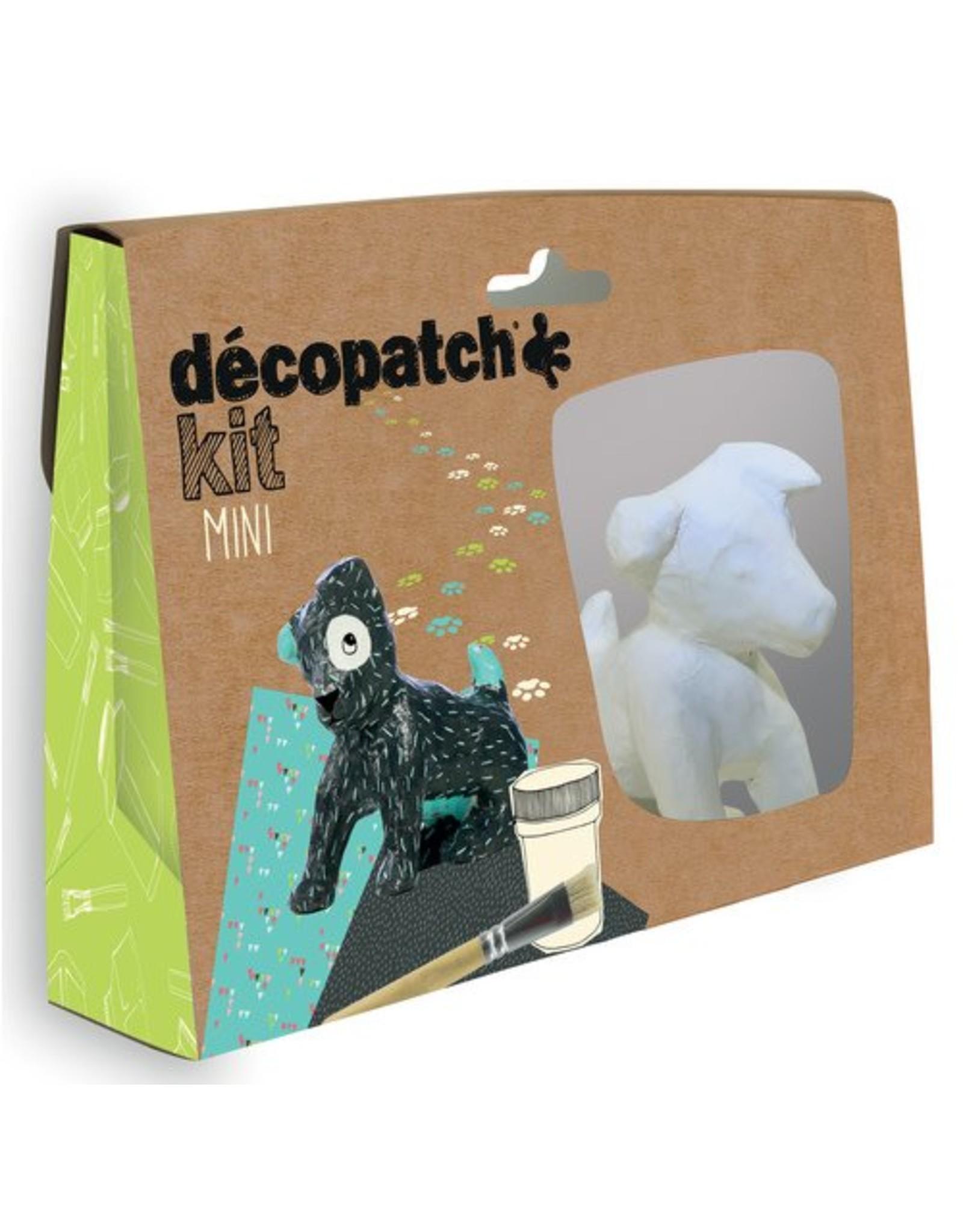 Decopatch Mini kit hond décopatch