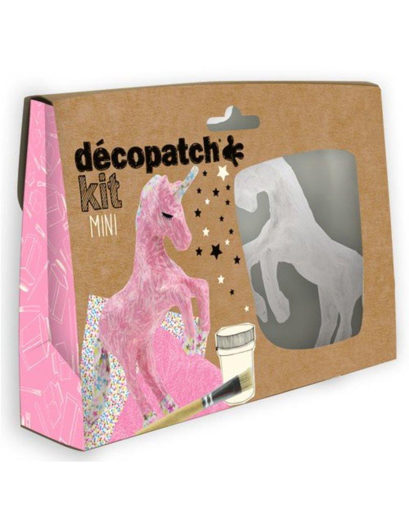 Decopatch Mini kit eenhoorn