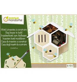 Avenue Mandarine Insectenhotel modelleren