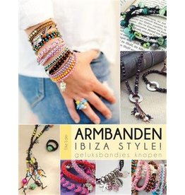 Boek Armbanden ibiza style