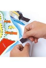 magnetoplan Magnetische plakband 19mm x 5m