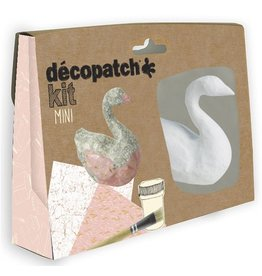 Decopatch Mini kit zwaan décopatch
