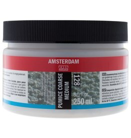 Amsterdam AAC puimsteen medium grof 128 - 250ml
