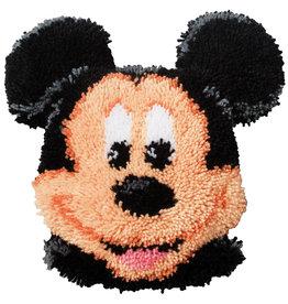 Vervaco Smirna kussen kit Mickey Mouse