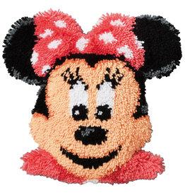 Vervaco Smirna kussen kit Minnie mouse