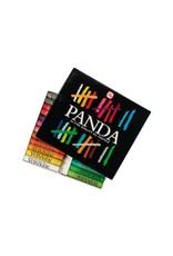 Panda panda 24 olie pastels