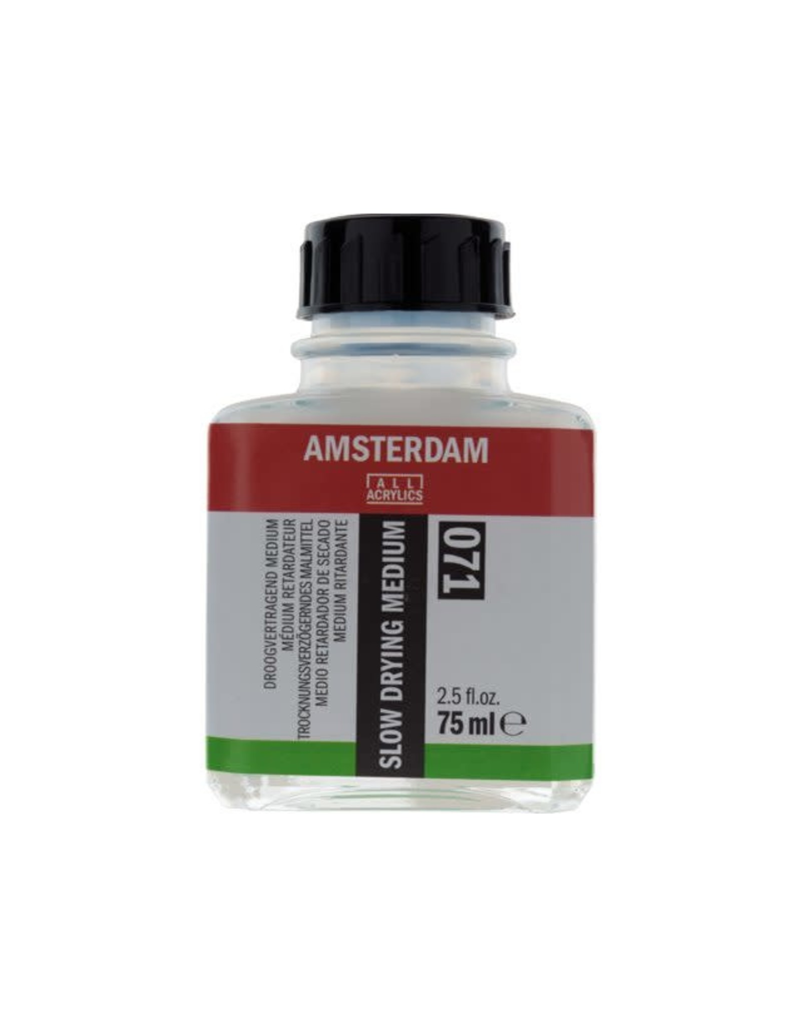 Amsterdam Droogvertragend medium acryl 75ml