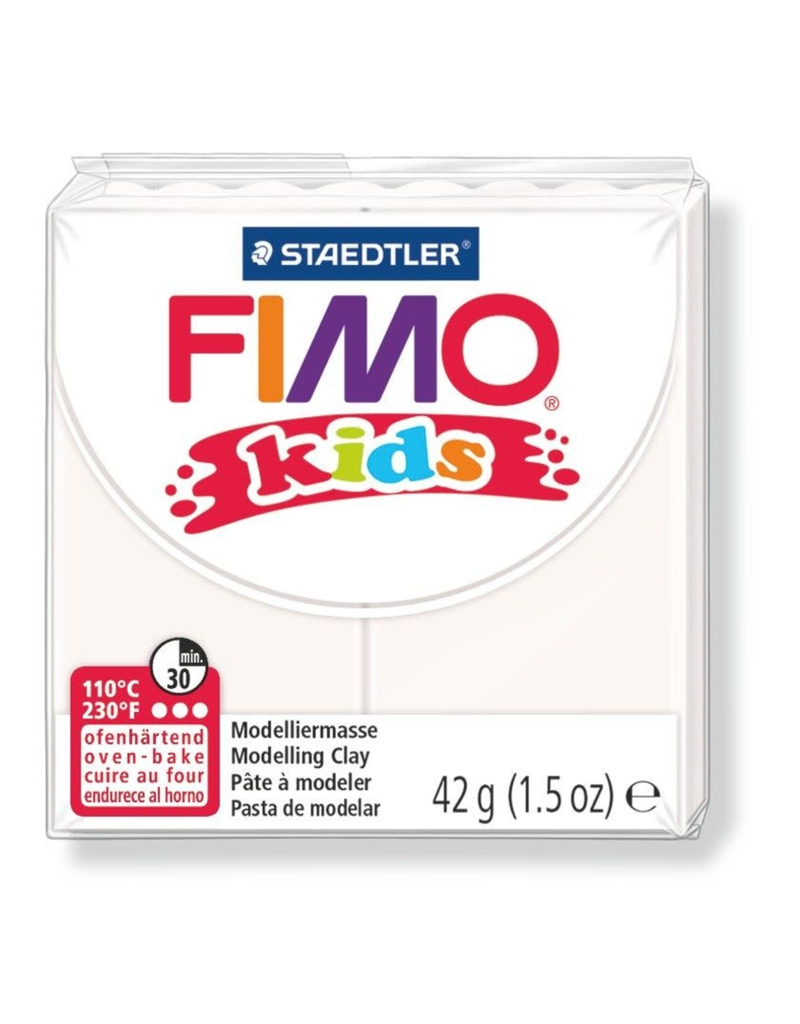 Staedtler Fimo Kids boetseerklei 42g