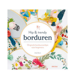 Deltas boek - hip & trendy borduren