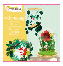 Avenue Mandarine Multi Activity Alles in papier