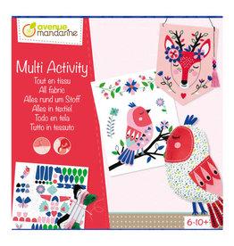 Avenue Mandarine Multi Activity Alles in Textiel