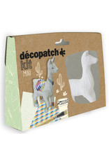 Decopatch Mini kit Lama décopatch
