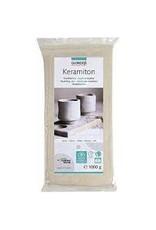 Glorex Keramiton klei 1 kg