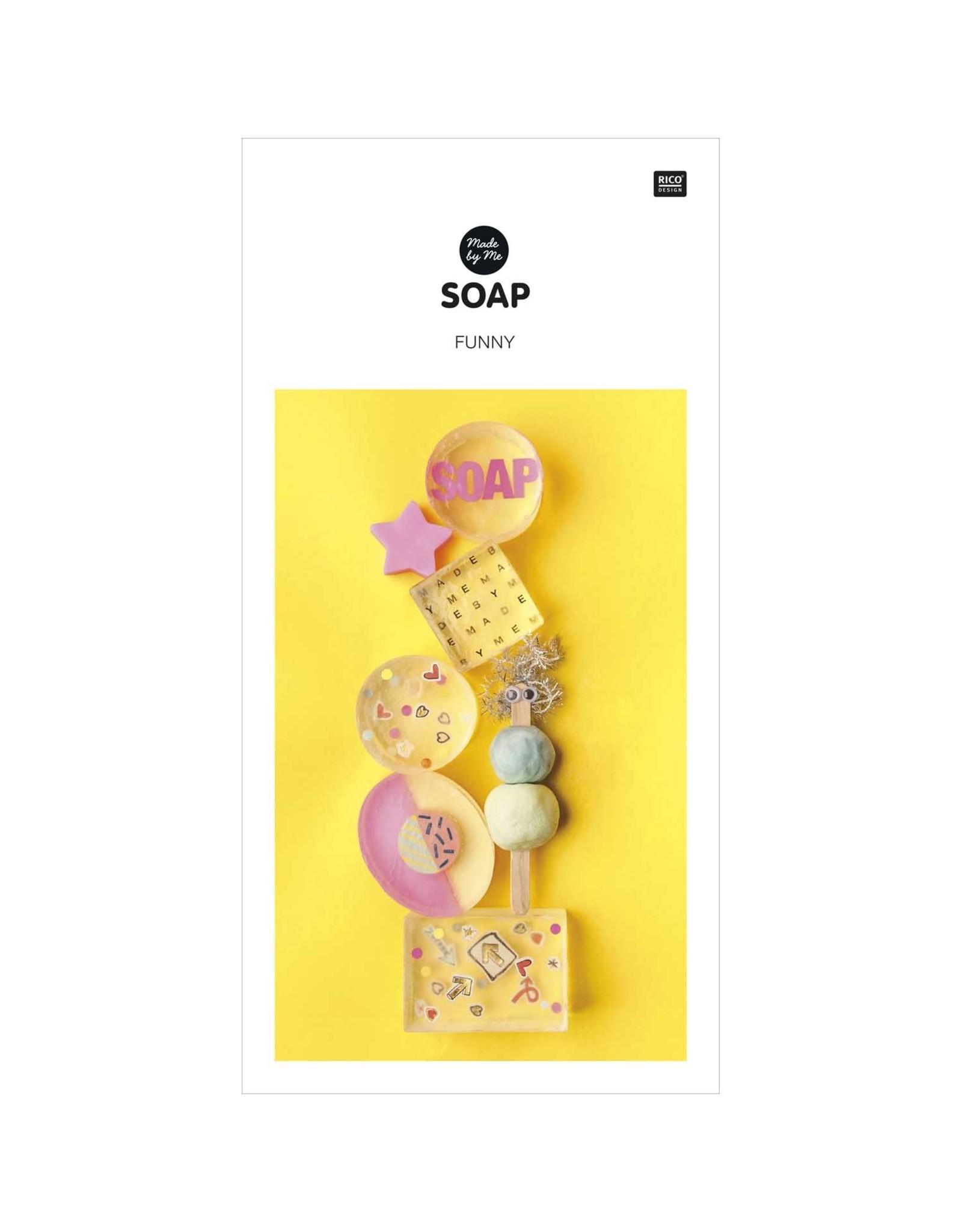 Rico Design Boek - zeep maken