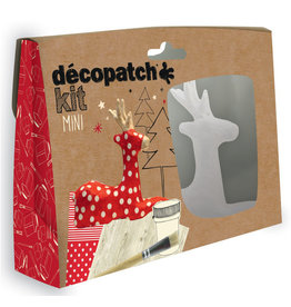 Decopatch Mini kit Rendier