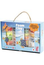 Creativ Company Foam clay set kleuren assorti
