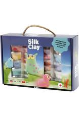 Creativ Company Silk clay set kleuren assorti