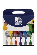 Creativ Company Silk clay creamy basis kleuren