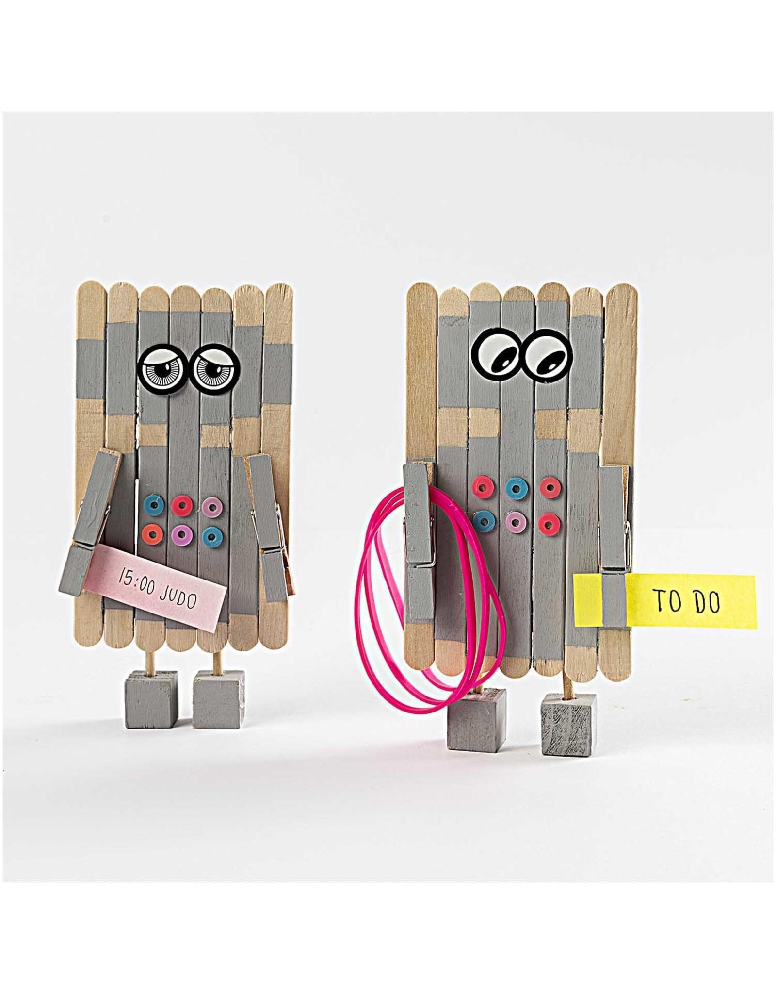 Rico Design Maxi craft kit hout