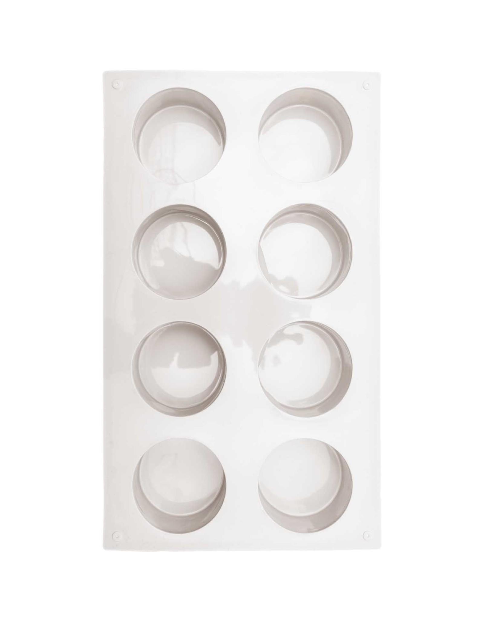 Rico Design Silicone vorm - rond