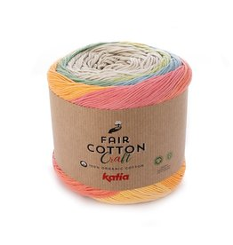 Katia Wol - fair cotton craft