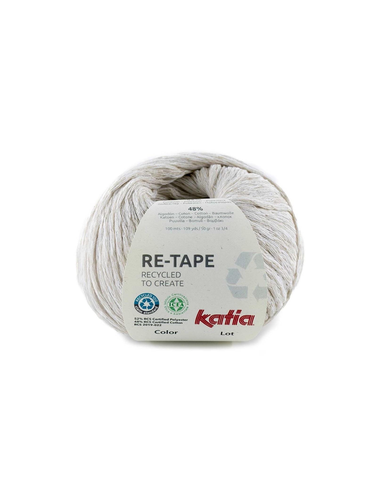 Katia XWol - re-tape