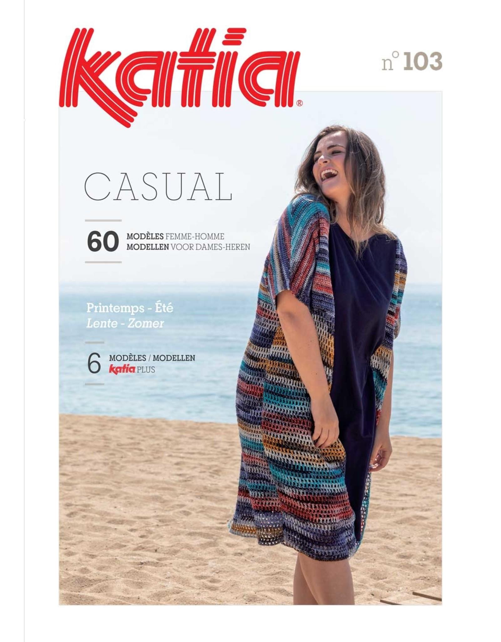 Katia Boek - casual 103 lente - zomer
