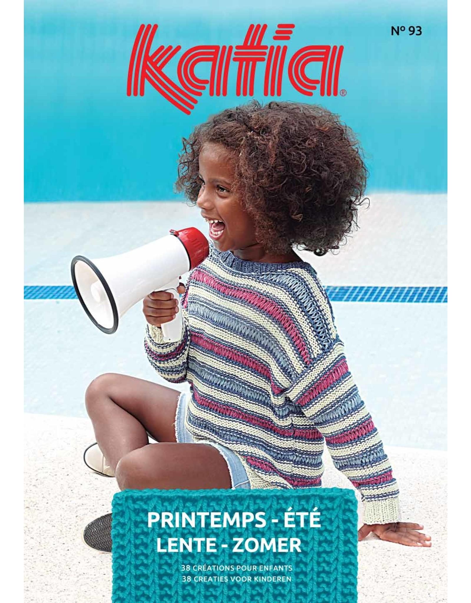 Katia Boek - kinderen 93 lente-zomer