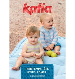 Katia Boek - babys 92 - lente zomer