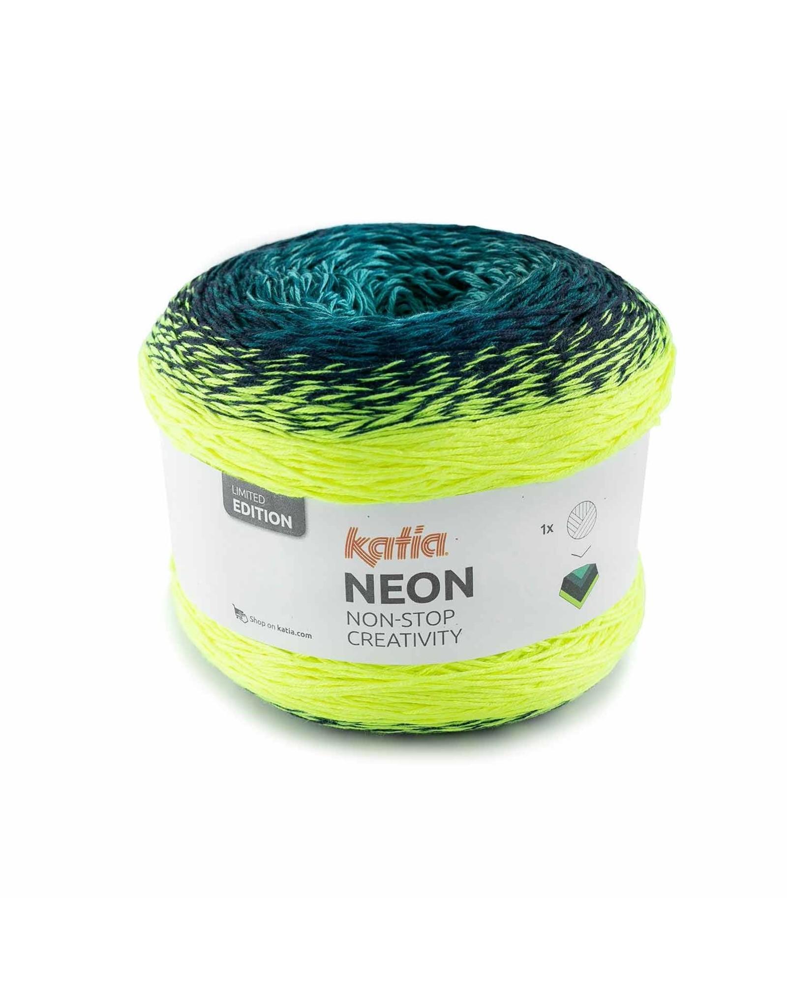 Katia XWol - neon