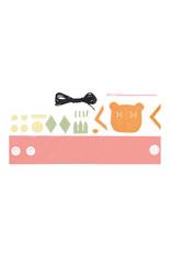 Avenue Mandarine DIY box - vilt armband