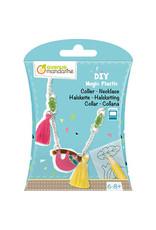 Avenue Mandarine DIY box - krimpfolie halsketting