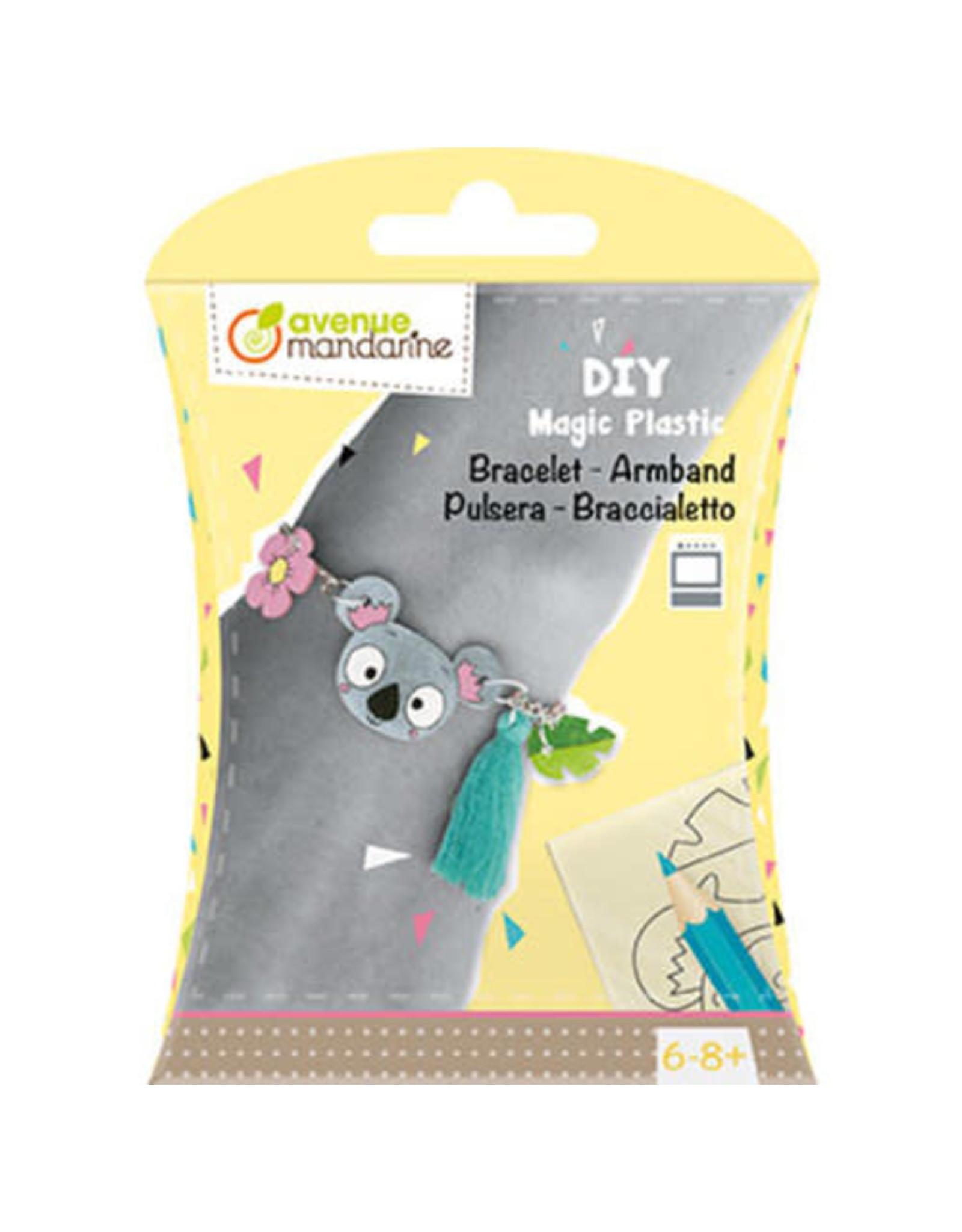 Avenue Mandarine DIY box - krimpfolie armband