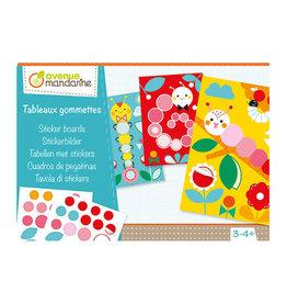 Avenue Mandarine Sticker boards