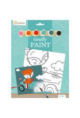 Avenue Mandarine Graffy paint - vos 20x20cm