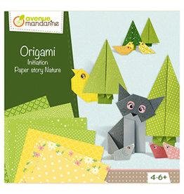 Avenue Mandarine Creatieve box - origami initiatie