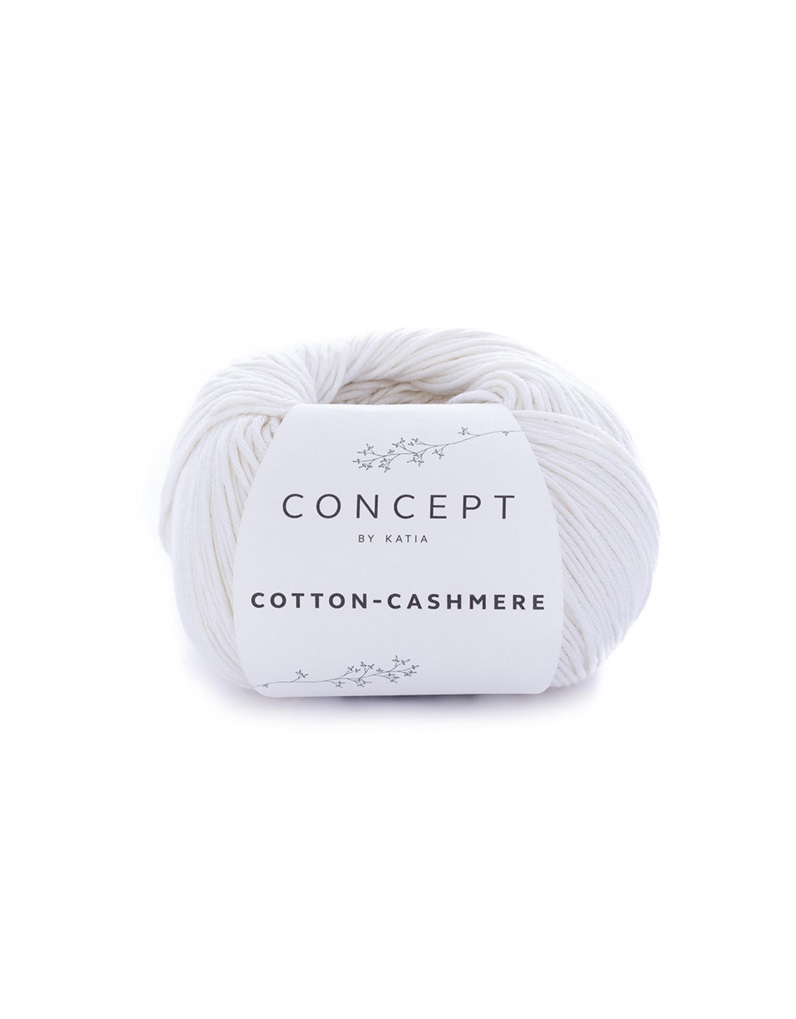 Katia Wol - cotton-cashmere