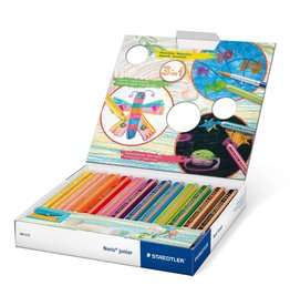 Staedtler Buddy 3 in 1 kleurpotlood - set 12stk