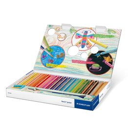 Staedtler Buddy 3 in 1 kleurpotlood - set 18stk