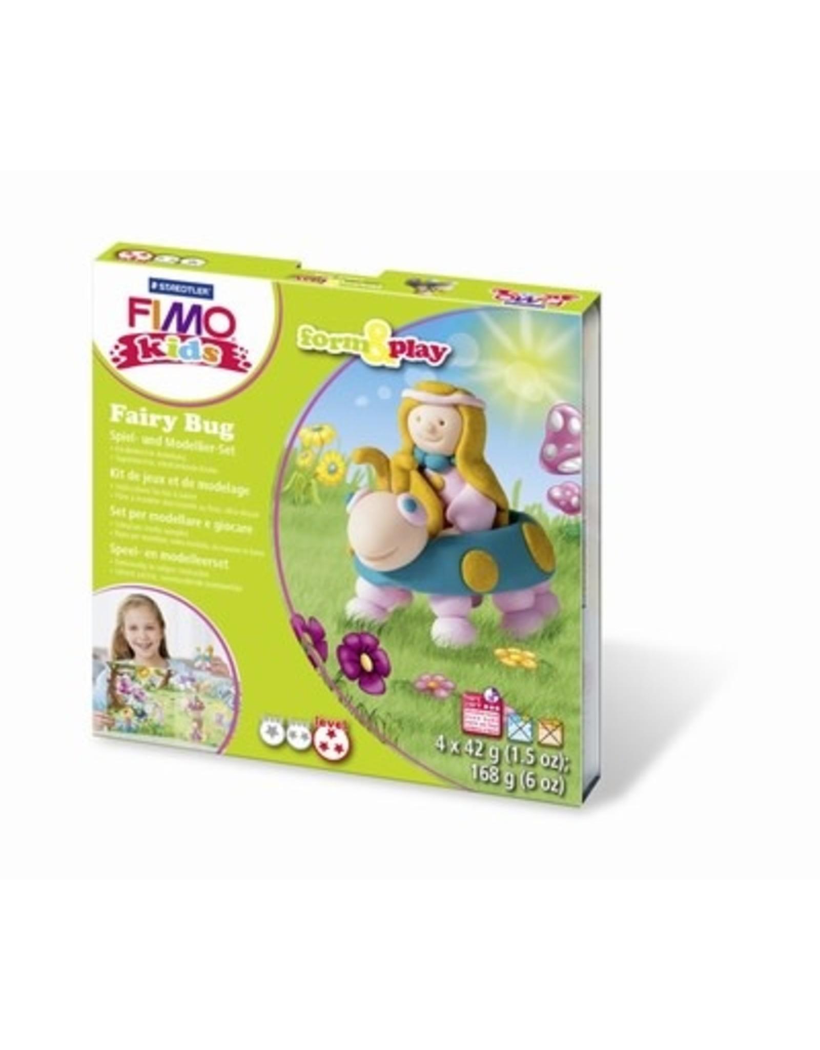 Fimo Set form&play FIMO KIDS Fairy Bug