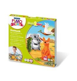 Fimo Set form&play FIMO KIDS Outback