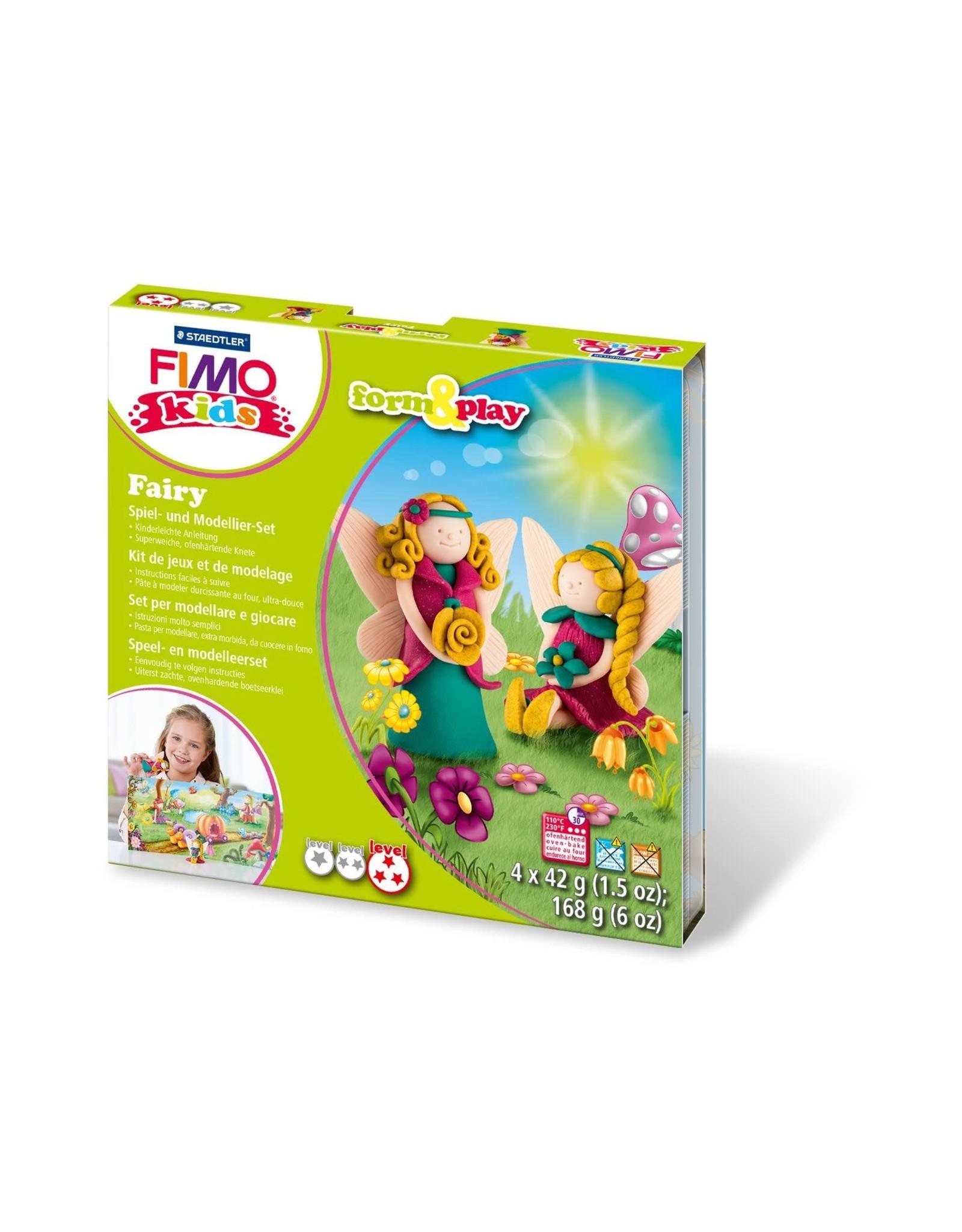 Fimo Set form&play FIMO KIDS Elfjes