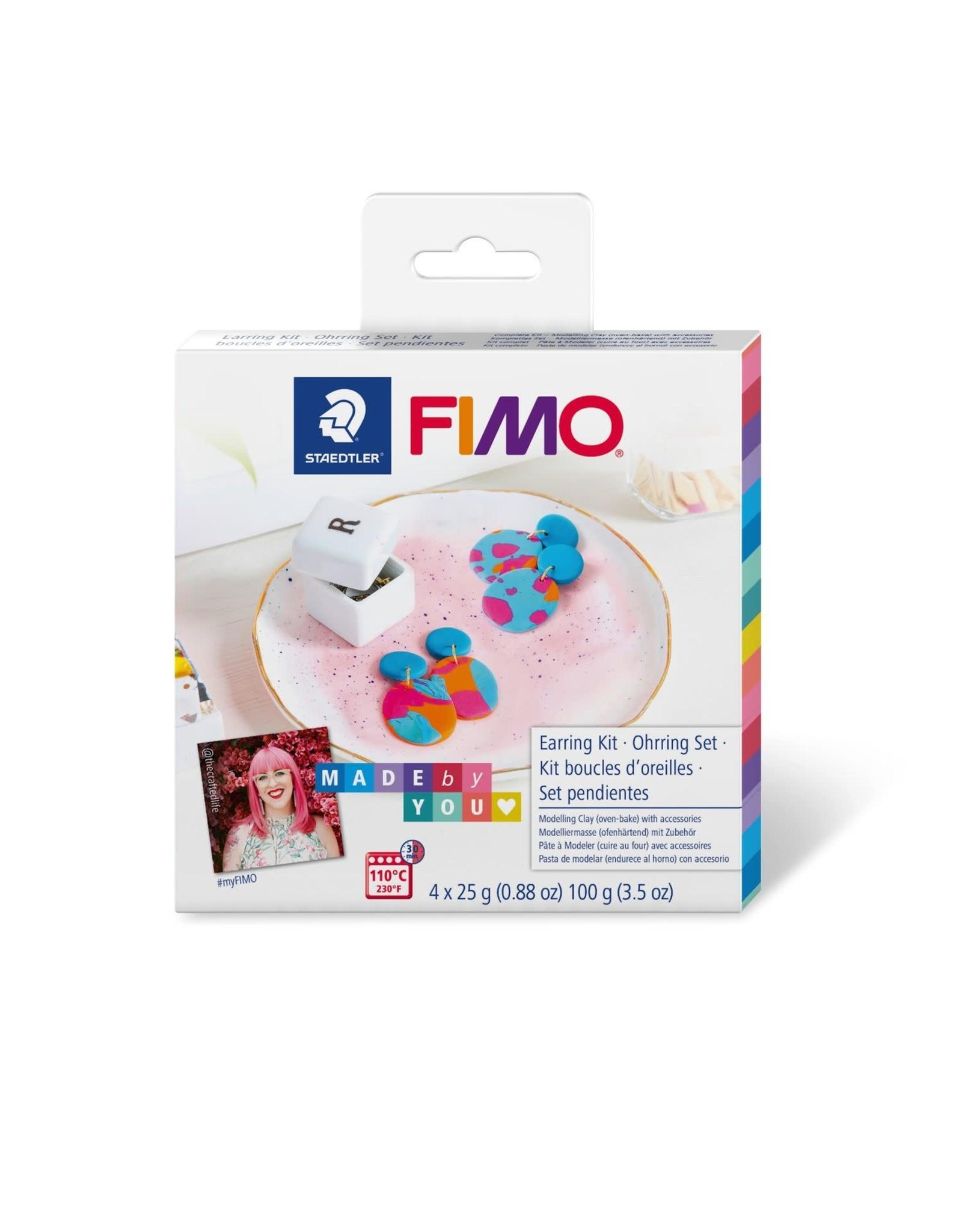 Fimo set Fimo soft DIY Oorbellen