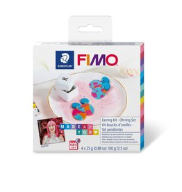 Fimo set Fimo soft DIY Oorbellen