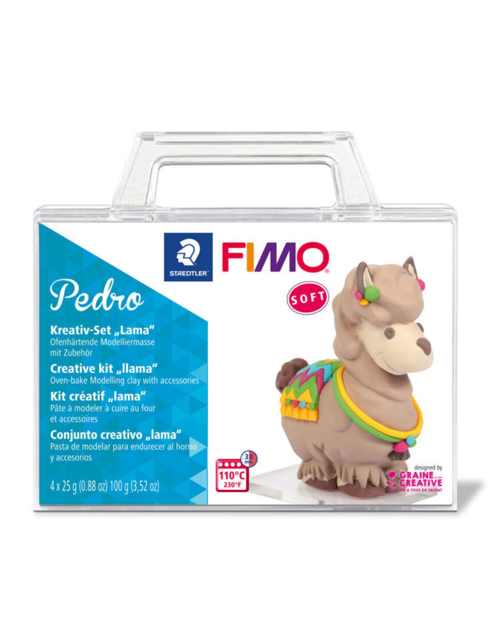 Fimo set Fimo soft Pedro