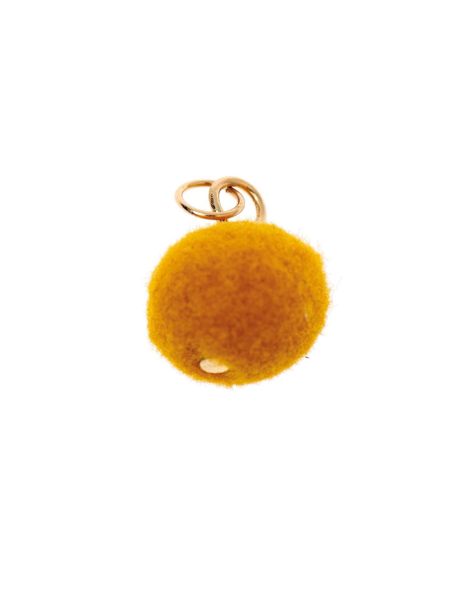Rico Design Pompon 12mm goud
