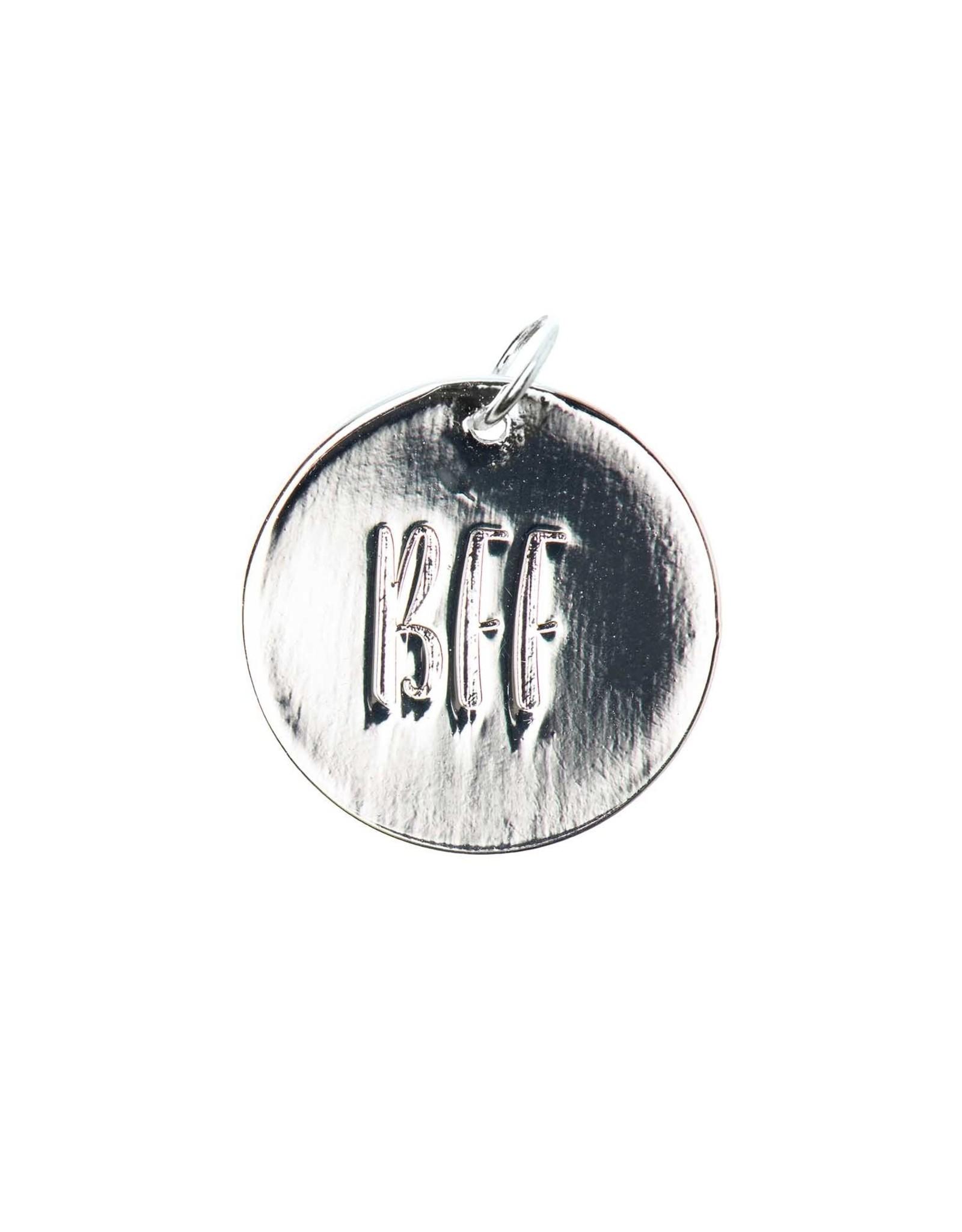 Rico Design Bedel 17mm zilver
