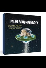 Enfant terrible Vriendenboek space
