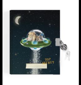 Enfant terrible Dagboek space UFO