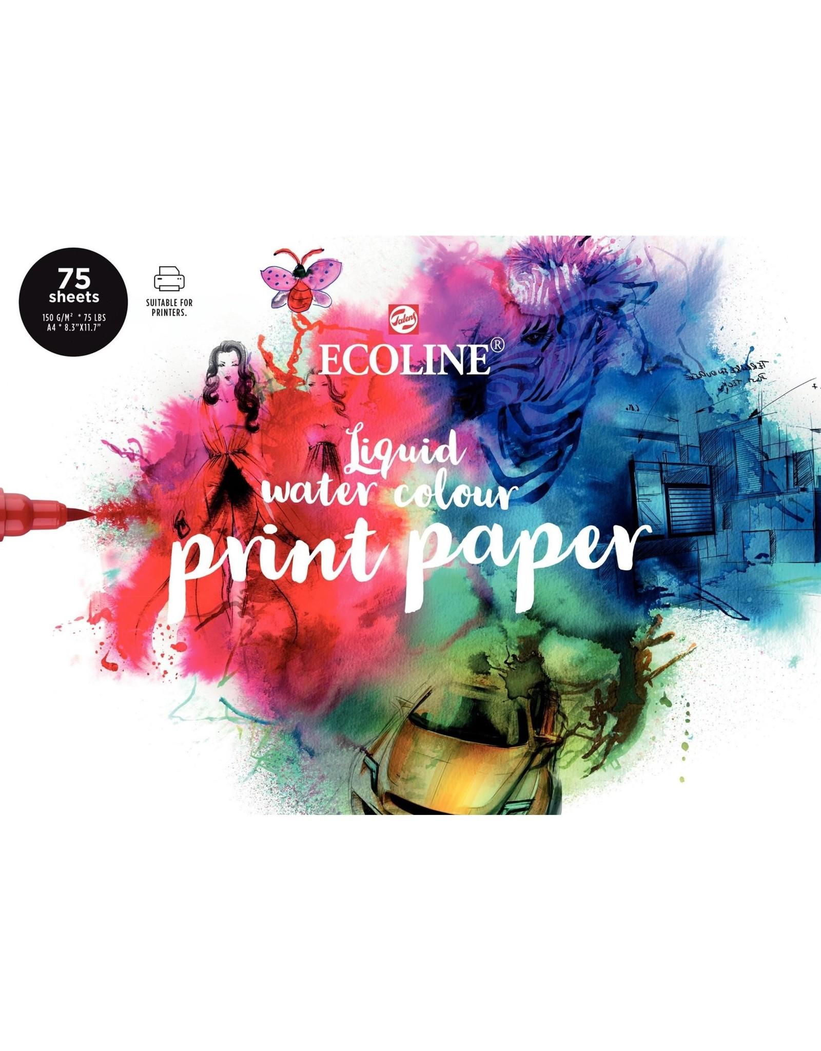 Talens Ecoline printpapier a4